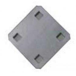 Spannblech Viereck für den Unimog Typ U 401/2010/411