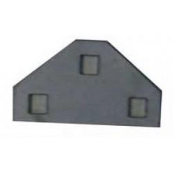 Spannblech Dreieck für den Unimog Typ U 401/2010/411