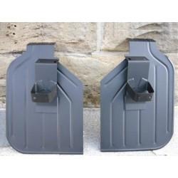 Unimog Kotflügel hinten U403-406-417 Reparaturset L+R