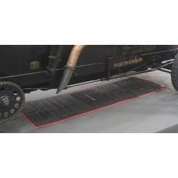 Oil-Pad Ölfangmatte für die Garage 80x250cm