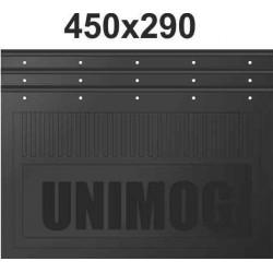 Spritzlappen Unimog 450x290mm
