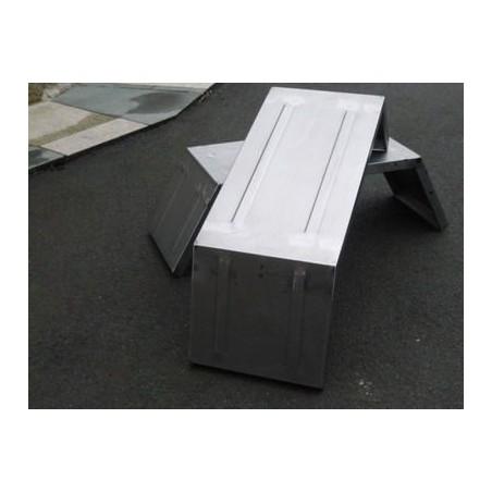 MB Trac 1000-1100 Kotflügel hinten links