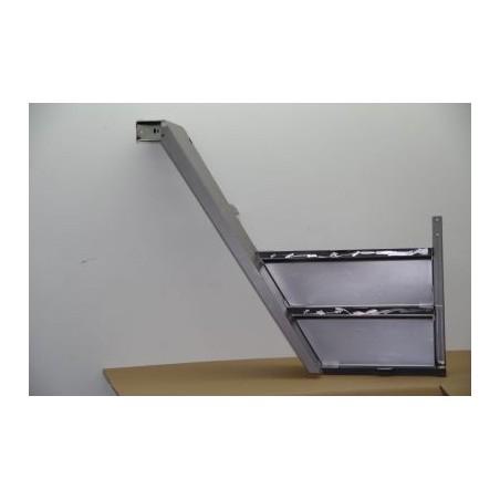 Kotflügel für MB-Trac 1000-1100 vorne links 3 Stufig