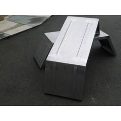 MB Trac 1000-1100 Kotflügel hinten L+R